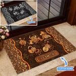 DnD Dices Funny Outdoor Indoor Wellcome Doormat