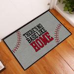 Door Mat No Base Like Home Baseball