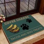 Cover Charge Funny Outdoor Indoor Wellcome Doormat