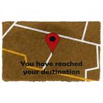 3D GPS Custom Doormat