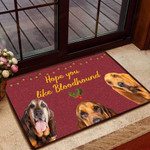 Hope you like Bloodhound Dog  Funny Outdoor Indoor Wellcome Doormat