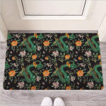 Chinese Green Dragon Print Funny Outdoor Indoor Wellcome Funny Outdoor Indoor Wellcome Doormat