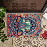 Evil Eye Doormat Best Outdoor Doormat Decorative Home Floor Porch Mat First Home Gift