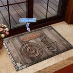 Archery Funny Outdoor Indoor Wellcome Doormat