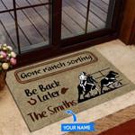 Gone Ranch Sorting Funny Outdoor Indoor Wellcome Doormat
