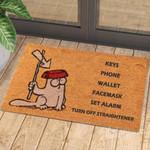 Doormat Checklist 2  Welcome Mat