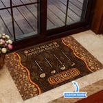 Golf Funny Outdoor Indoor Wellcome Doormat