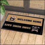 Bulldog Welcome Home Come Home Safe Door Mat Best Outdoor Funny Outdoor Indoor Wellcome Doormat Clever Funny Outdoor Indoor Wellcome Doormat