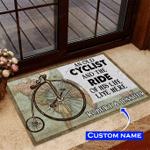 Bicycle vintage Funny Outdoor Indoor Wellcome Doormat