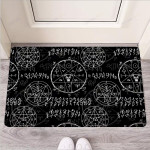 Gothic Funny Outdoor Indoor Wellcome Funny Outdoor Indoor Wellcome Doormat