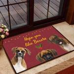 Hope you like Boxers Dog Funny Outdoor Indoor Wellcome Doormat