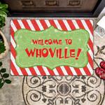 Door Mat Welcome To Whoville