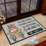 Be kind Funny Outdoor Indoor Wellcome Doormat