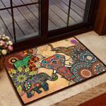 Amazing Elephant Doormat  Welcome Mat