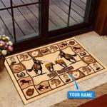 Breakaway Funny Outdoor Indoor Wellcome Doormat
