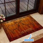 Goats Funny Outdoor Indoor Wellcome Doormat