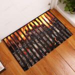 Grilling Funny Outdoor Indoor Wellcome Doormat