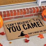 Golden Retriever Dog Quote Funny Outdoor Indoor Wellcome Doormat