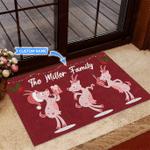 Goat Funny Outdoor Indoor Wellcome Doormat