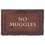Alohazing 3D No Muggles Doormat