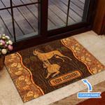 Boxer Funny Outdoor Indoor Wellcome Doormat