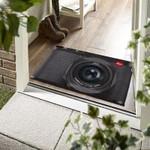 Camera Leica All Black Funny Outdoor Indoor Wellcome Doormat