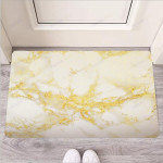 Gold Marble Funny Outdoor Indoor Wellcome Funny Outdoor Indoor Wellcome Doormat
