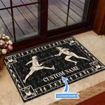 Fencing Funny Outdoor Indoor Wellcome Doormat