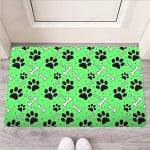 Green Paw Funny Outdoor Indoor Wellcome Funny Outdoor Indoor Wellcome Doormat