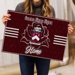 Gamma Sigma Sigma Funny Outdoor Indoor Wellcome Doormat