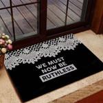 Be Ruthless Funny Outdoor Indoor Wellcome Doormat