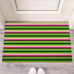 Green Mexican Baja Funny Outdoor Indoor Wellcome Funny Outdoor Indoor Wellcome Doormat