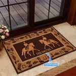 Dressage Funny Outdoor Indoor Wellcome Doormat