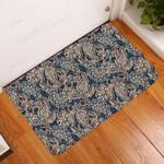 Boho chic Mandala Doormat  Welcome Mat