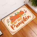 Hey There Pumpkin All Over Printing Funny Outdoor Indoor Wellcome Doormat