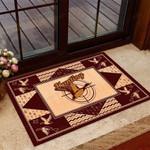 Duck Hunting Funny Outdoor Indoor Wellcome Doormat