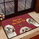 Hope you like Shih Tzu Dog Funny Outdoor Indoor Wellcome Doormat