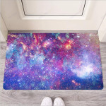 Abstract Starfield Galaxy Space Funny Outdoor Indoor Wellcome Funny Outdoor Indoor Wellcome Doormat