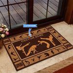 Capoeira Funny Outdoor Indoor Wellcome Doormat