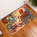 Amazing Octopus Doormat  Welcome Mat