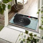 Camera Leica Light Blue Funny Outdoor Indoor Wellcome Doormat