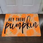 Hey There Pumpkin Doormat Hello Pumpkin Door Mat Funny Doormat For Inside Outdoor