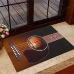 Guitar is life Guitar Doormat  Welcome Mat