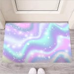 Holographic Psychedelic Funny Outdoor Indoor Wellcome Funny Outdoor Indoor Wellcome Doormat