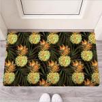 Hawaiian Golden Pineapple Edm Print Funny Outdoor Indoor Wellcome Funny Outdoor Indoor Wellcome Doormat