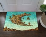 Moon NT08100063D Doormat