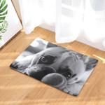 Modern Style Dog Print Doormat DHC07062192