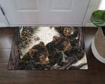 Little Bear And Bee DD08100057D Doormat