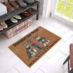 Miniature Schnauzer DT1909848CL Doormat