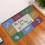 Mi Casa Es Su Casa Knitting Doormat DHC04065403